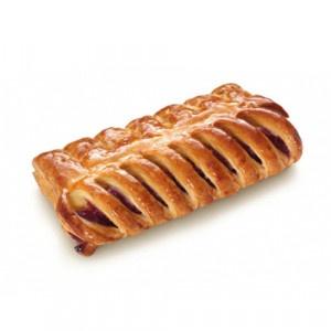 Hrebeň s malinovou náplňou a mascapone Z našej pekárne 100g 23