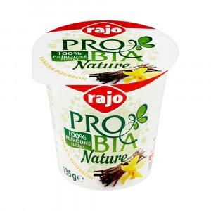 Jogurt PROBIA Nature vanilka 2,8% RAJO 135g 27