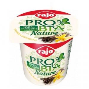 Jogurt PROBIA Nature vanilka 2,8% RAJO 135g 21