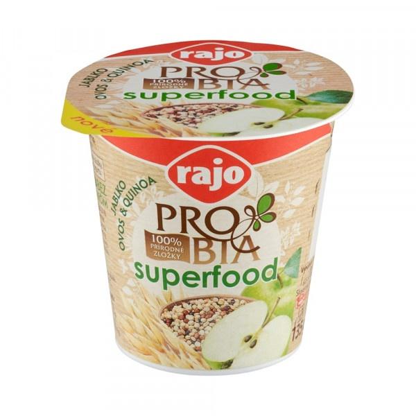 Jogurt PROBIA SUPERFOOD Jablko RAJO 135g 1