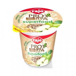 Jogurt PROBIA SUPERFOOD Jablko RAJO 135g 24
