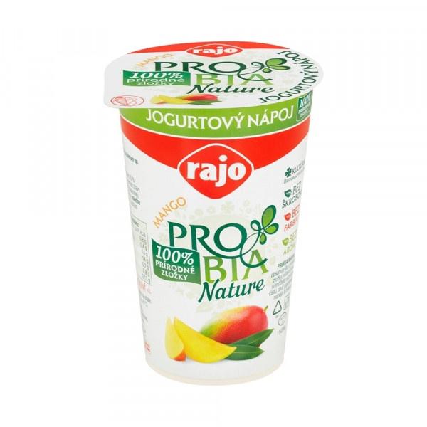 Jogurtový Nápoj PROBIA Mango RAJO 250g 1