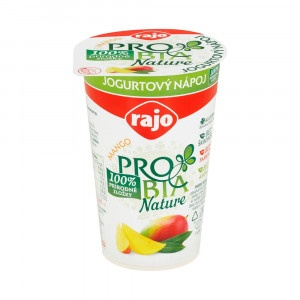 Jogurtový Nápoj PROBIA Mango RAJO 250g 4