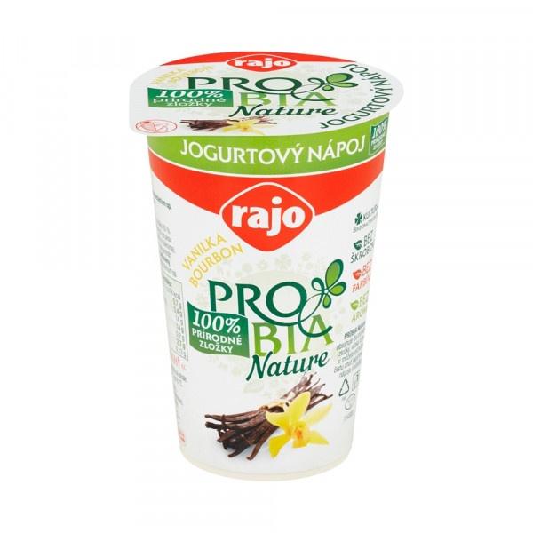 Jogurt PROBIA Nat. vanilka 2,8% RAJO 135g VÝPREDAJ 1