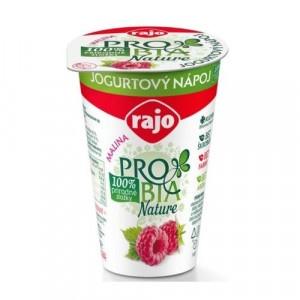 Jogurtový Nápoj PROBIA Malina RAJO 250g 4