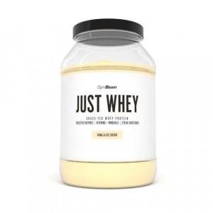 Just Whey Proteín 1000 g vanilla ice cream GymBeam 9