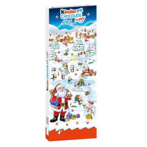 Kinder Happy adventný kalendár 204 g 1