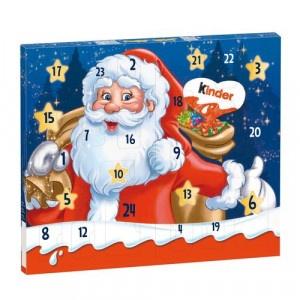 Kinder Mix adventný kalendár 127 g 2