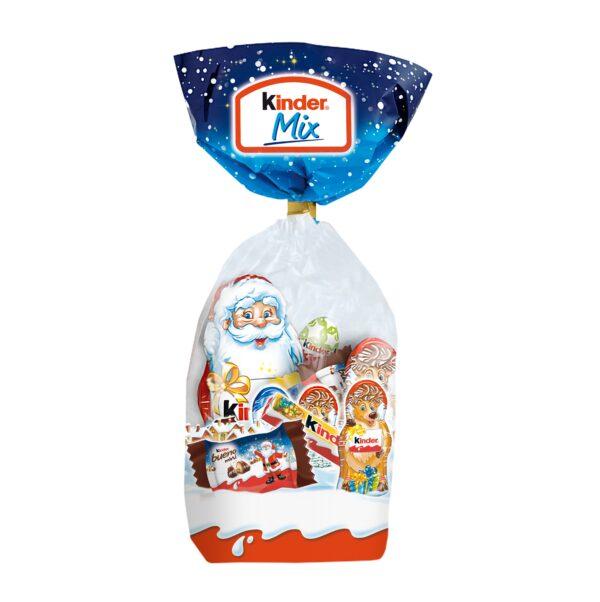 Kinder Vrecúško,zmes s figúrkami a čokoládou 132 g 1