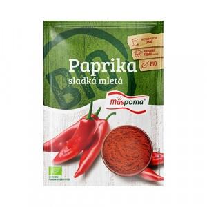 Korenie BIO Paprika sladká mletá 20g Mäspoma 12
