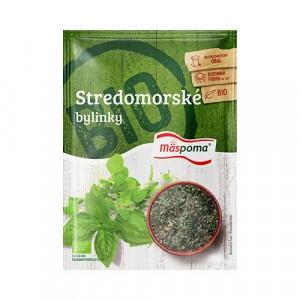 Korenie BIO Stredomorské bylinky 15g Mäspoma 3