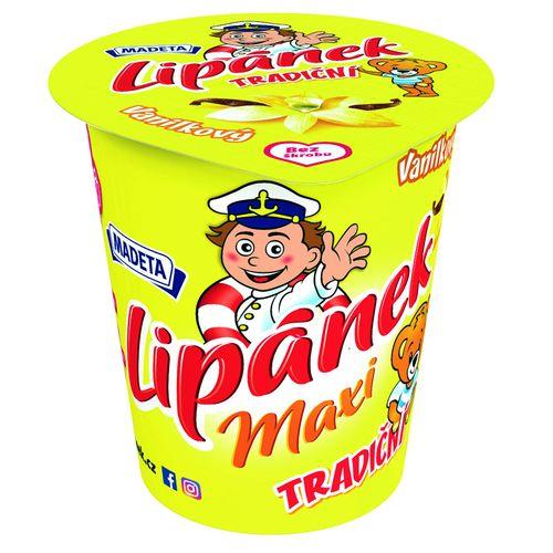 Lipánek MAXI vanilkový MADETA 130g 1