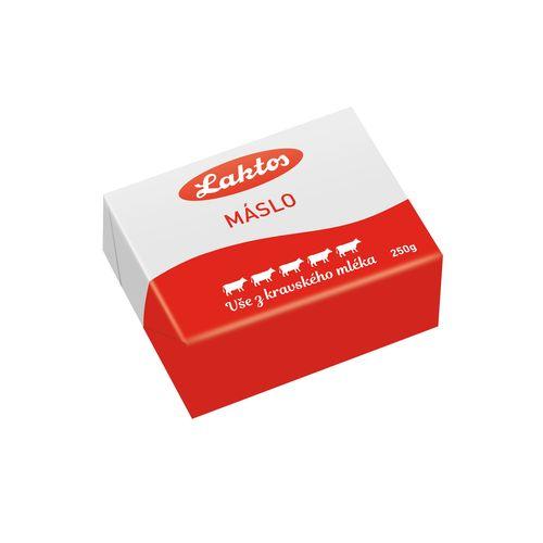Maslo LAKTOS 82% 250g VÝPREDAJ 1