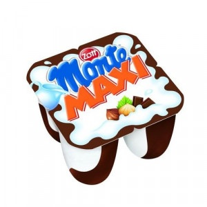 Monte dezert MAXI ZOTT 4x100g 15