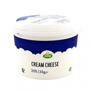 Nátierka krémová CREME CHEESE ARLA vedro 3kg 7