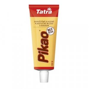 Pikao zahustené sladené mlieko TATRA 150g 7