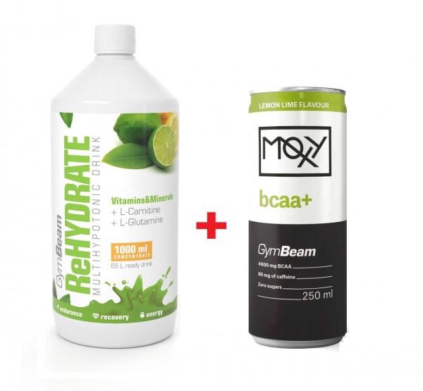 ReHydrate Iontový nápoj 1000 ml citrón + dareček 1
