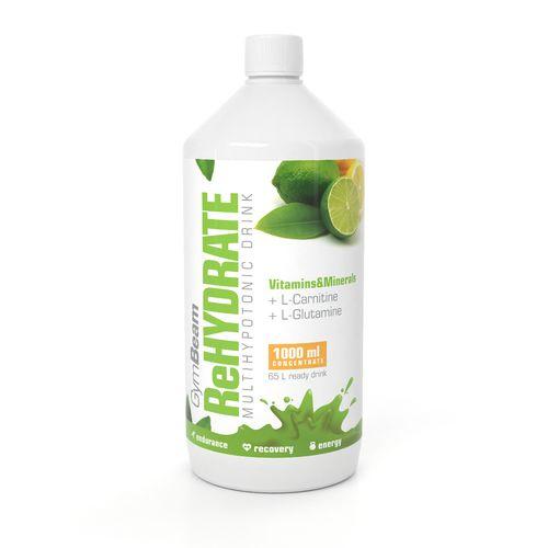ReHydrate Iontový nápoj 1000 ml citrón GymBeam 1