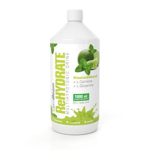 ReHydrate Iontový nápoj 1000 ml mojito GymBeam 1