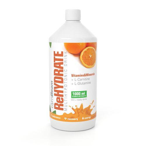 ReHydrate Iontový nápoj 1000 ml pomaranč GymBeam 1