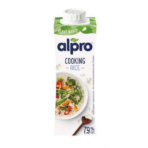 Smotana na varenie ryžová ALPRO 250ml 1