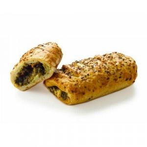 Snack so špenátom a syrom feta Z našej pekárne 84g 5