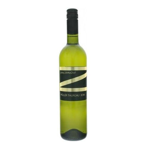 Víno b. Müller Thurgau VEGAN J. Zápražný 0,75l SK 1