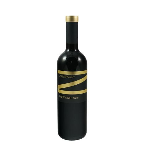 Víno č. Pinot Noir suché J. Zápražný 0,75l SK 1