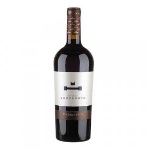 Víno č. Primitivo, Maseria Capoforte 0,75l IT 14