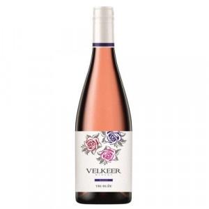 Víno r. Tri ruže polosuché Velkeer 0,75l SK 7