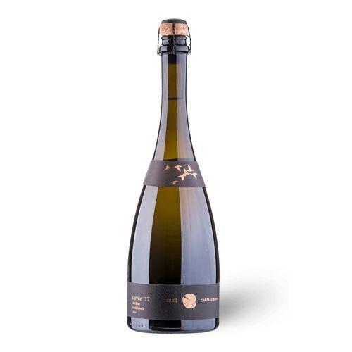 Víno šumivé b. sekt Cuvée, Chateau Rúbaň 0,75l SK 1