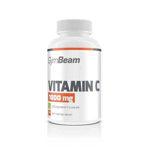 Vitamín C 1000 mg 30 tab GymBeam 1