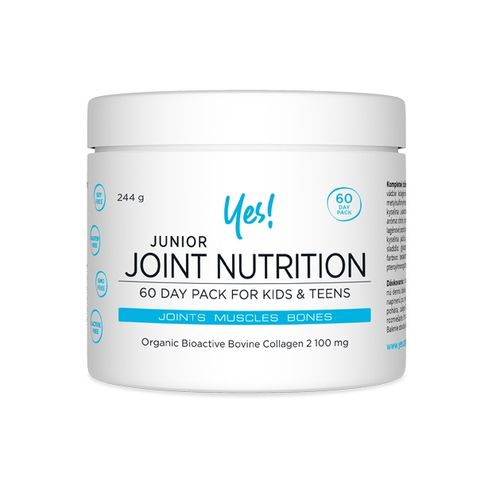 Yes! JUNIOR JOINT NUTRITION 244g 1