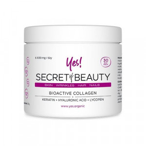 Yes! SECRET of BEAUTY 240g 18
