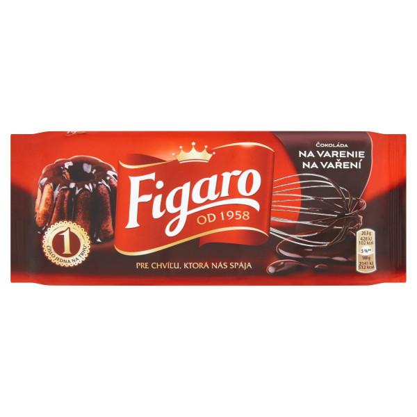 Figaro čokoláda na varenie 100g 1