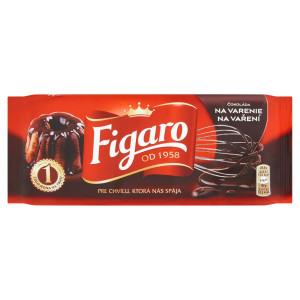 Figaro čokoláda na varenie 100g 6