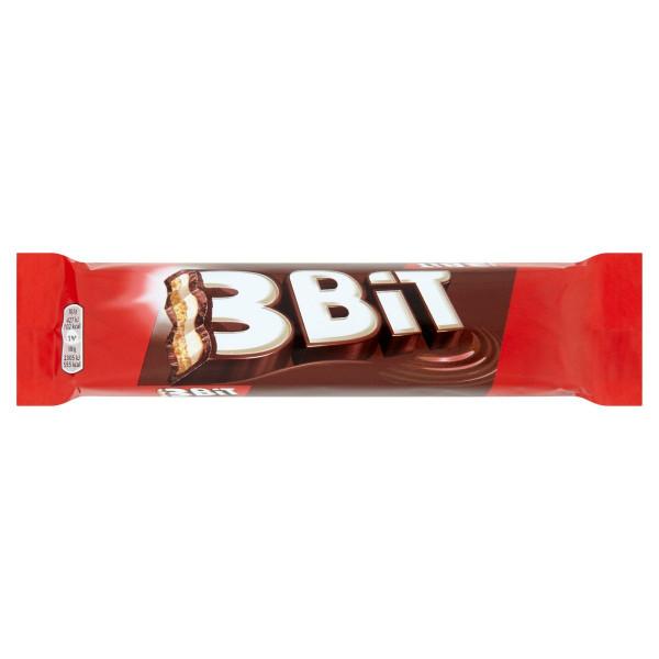 3Bit tyčinka so sušienkou v mliečnej čokoláde 46 g 1