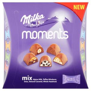 Milka Moments Assortment, mix praliniek 97 g 11