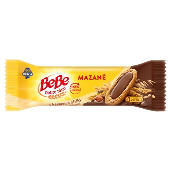 Opavia BeBe Dobré Ráno Mazané kakao a oriešky 50 g 1