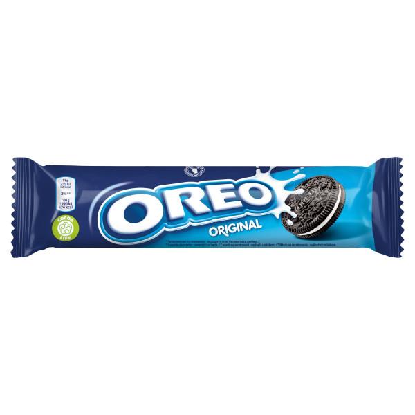 Oreo sušienky s vanilkovou náplňou 154 g 1