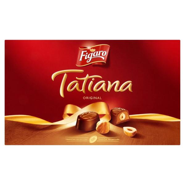 Figaro Tatiana bonboniéra, mliečna čokoláda 140 g 1