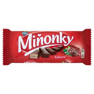 Opavia Miňonky Kakaové oplátky 50 g 11