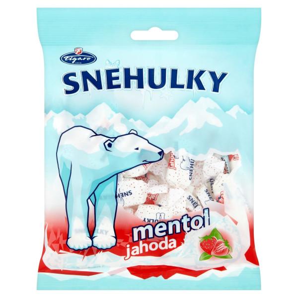Snehulky Mentol Jahoda, Figaro 90 g 1