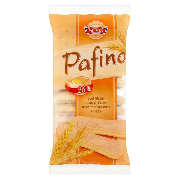 Pafino Piškóty dlhé, Sedita 100 g 1
