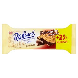 Rodinné Polomáčané sušienky horké,Sedita 100g+25% 24