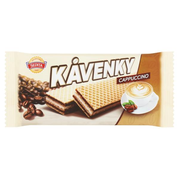 Kávenky Cappuccino, Sedita 50 g 1