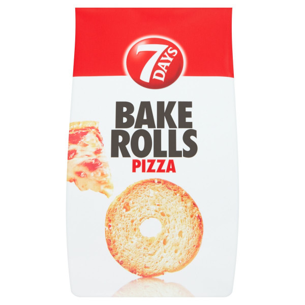 7 Days Bake Rolls pizza 80g 1