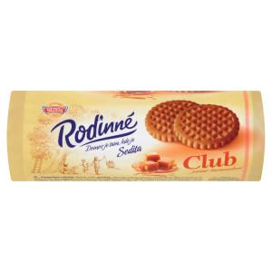 Rodinné Club jemné karamel. sušienky, Sedita 134 g 16