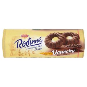 Rodinné Venčeky jemné kakaové, Sedita 100 g 5