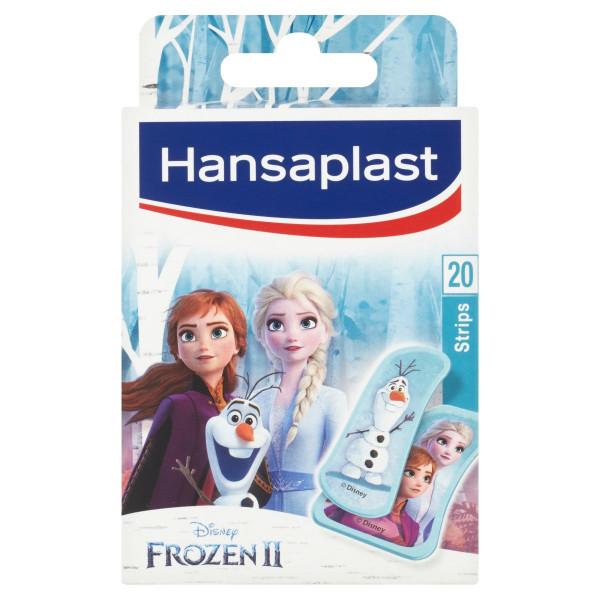 Náplasti detské Hansaplast Disney Frozen II 20 ks 1